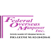 FEDERAL OVERSEAS MANPOWER INC